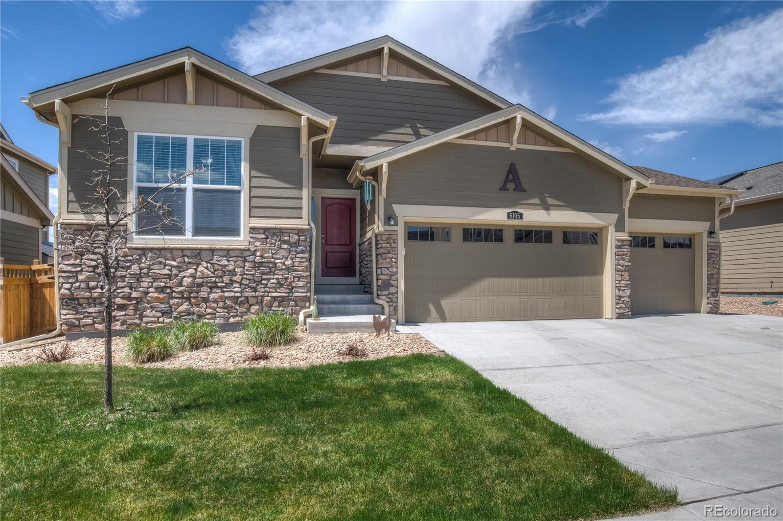 6105 Marble Mill Place, Frederick, CO 80516 - Frederick, CO real estate listing