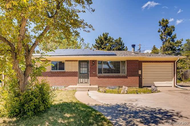 7801 Grove Street Property Photo - Westminster, CO real estate listing