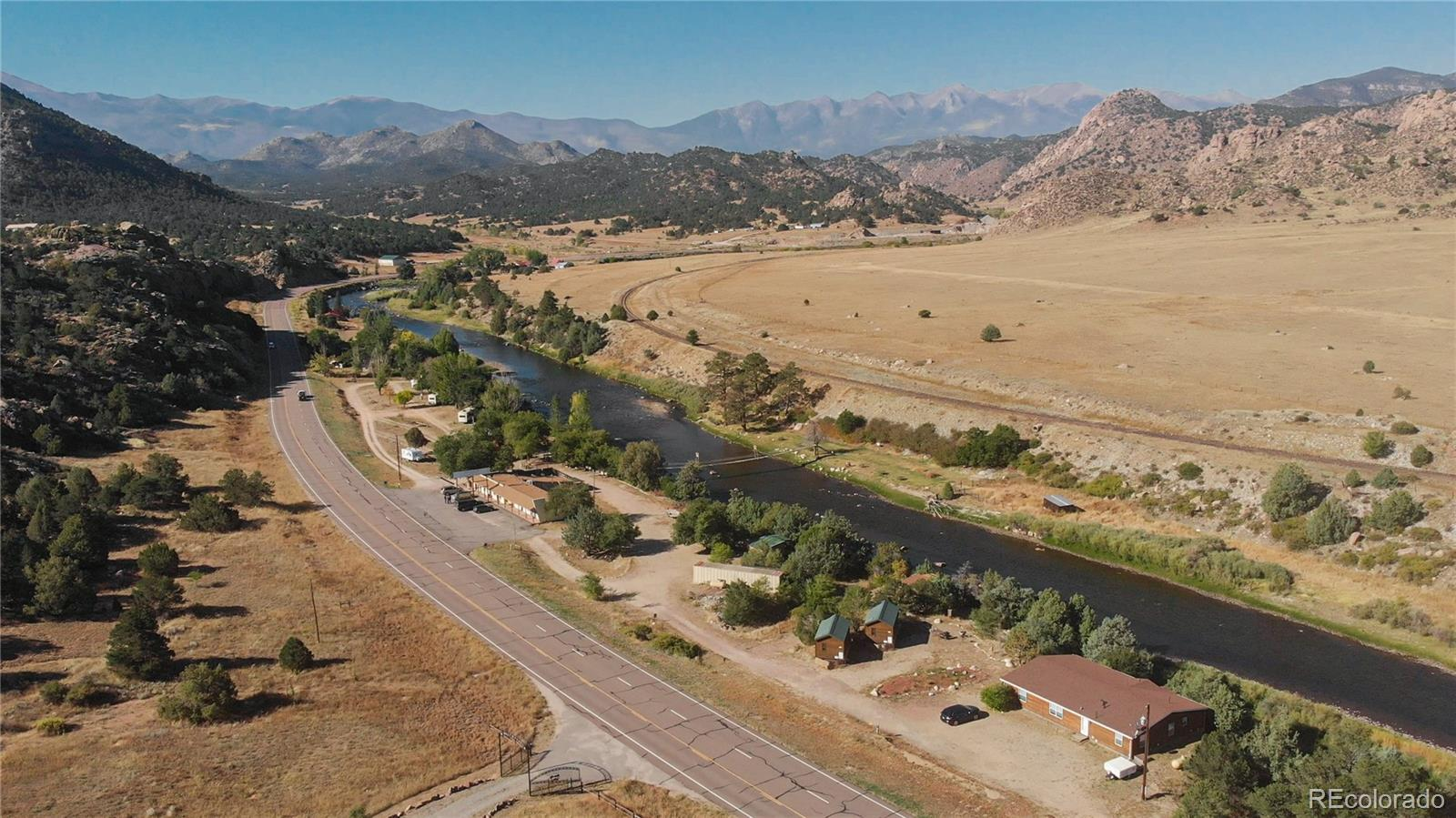 24871 Highway 50 Property Photo - Texas Creek, CO real estate listing