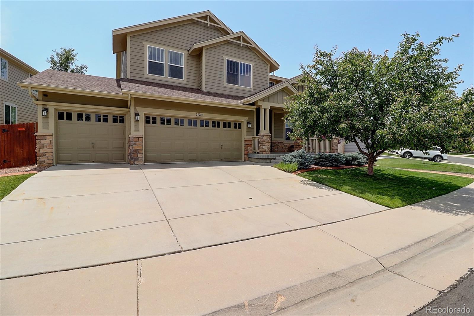 21080 E Jefferson Avenue Property Photo - Aurora, CO real estate listing