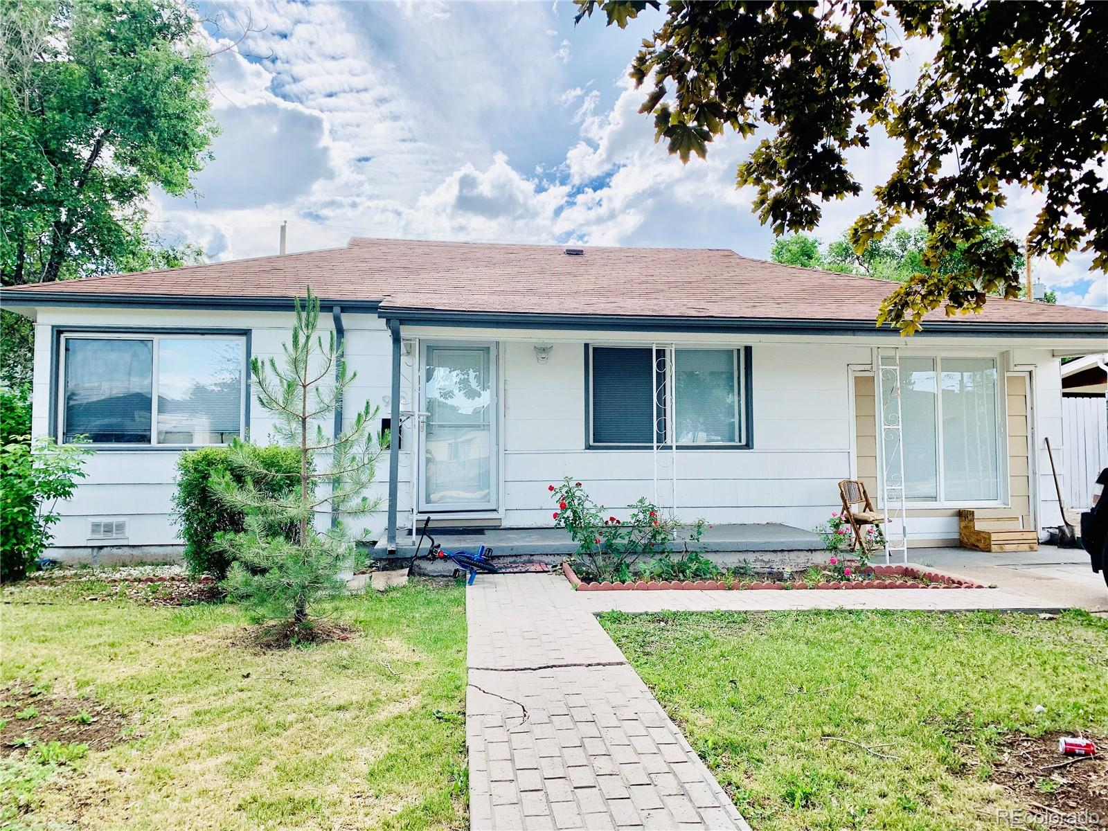 919 S Decatur Street Property Photo - Denver, CO real estate listing