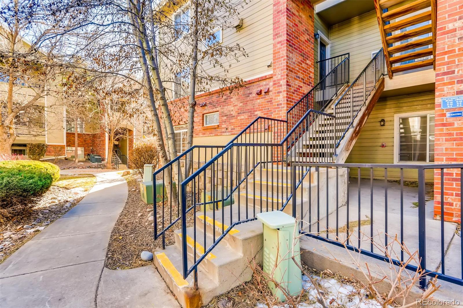 8400 S Upham Way #E16 Property Photo - Littleton, CO real estate listing
