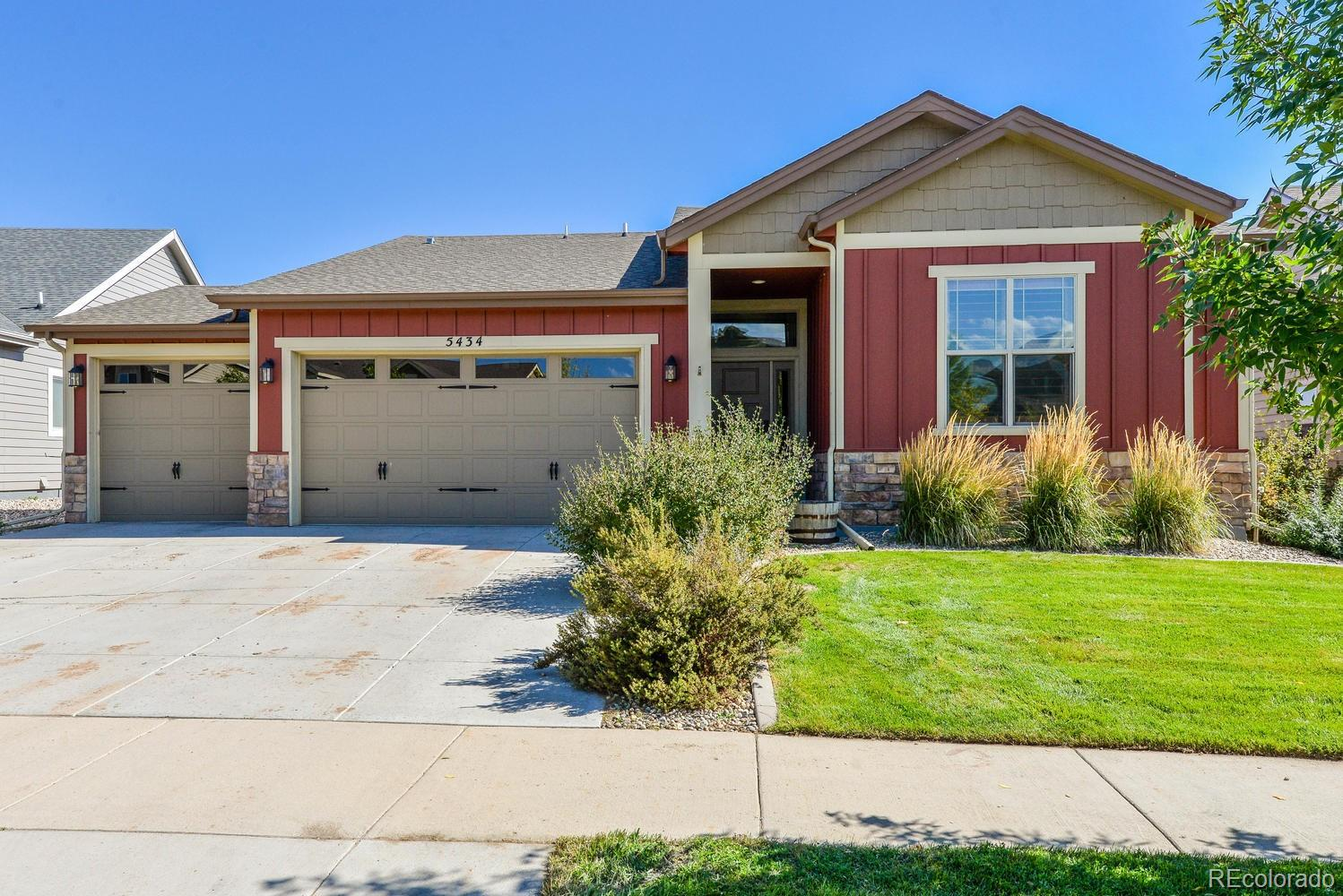 5434 Wishing Well Drive Property Photo - Timnath, CO real estate listing