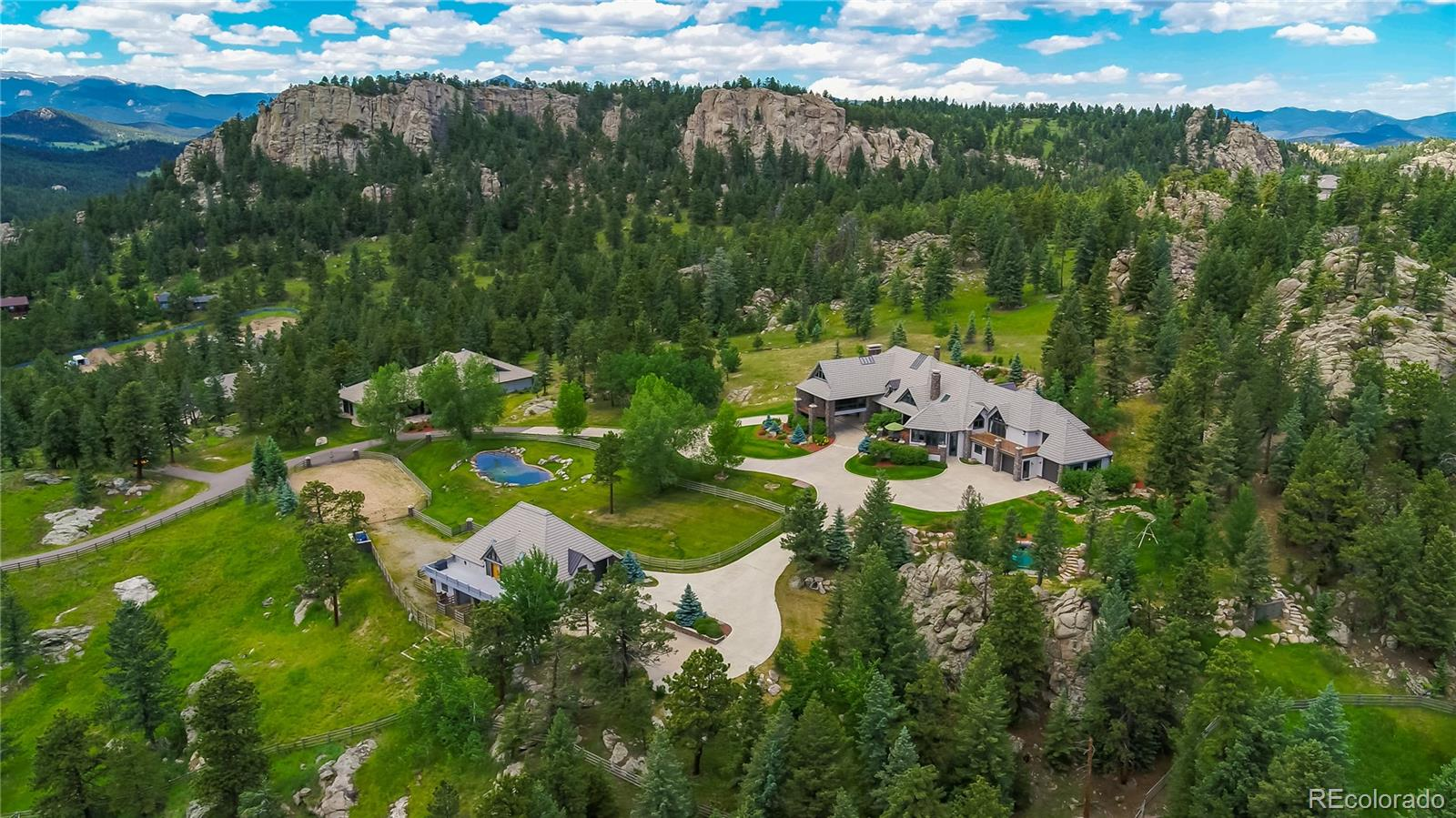 6917 Timbers Drive, Evergreen, CO 80439 - Evergreen, CO real estate listing