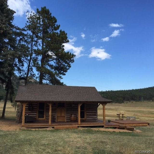 10660 Oehlmann Avenue Property Photo - Conifer, CO real estate listing