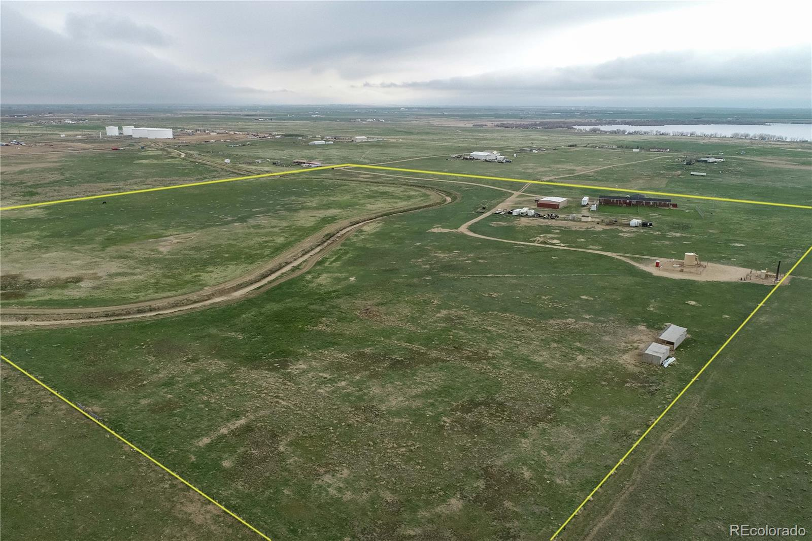 County Road 47 Property Photo - La Salle, CO real estate listing