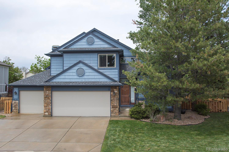 851 Trail Ridge Drive Property Photo - Louisville, CO real estate listing