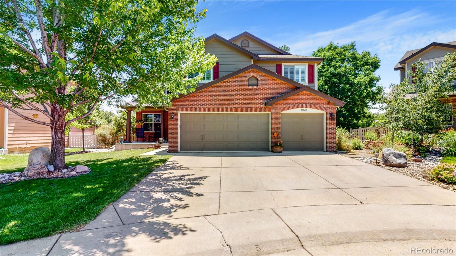 6028 Coors Court Property Photo - Arvada, CO real estate listing