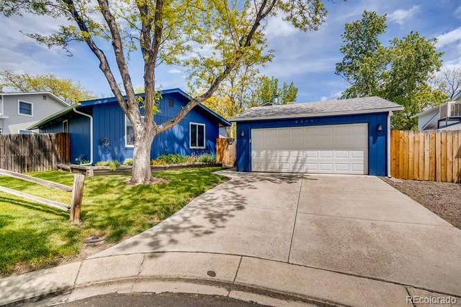6303 W 92nd Place Property Photo - Westminster, CO real estate listing