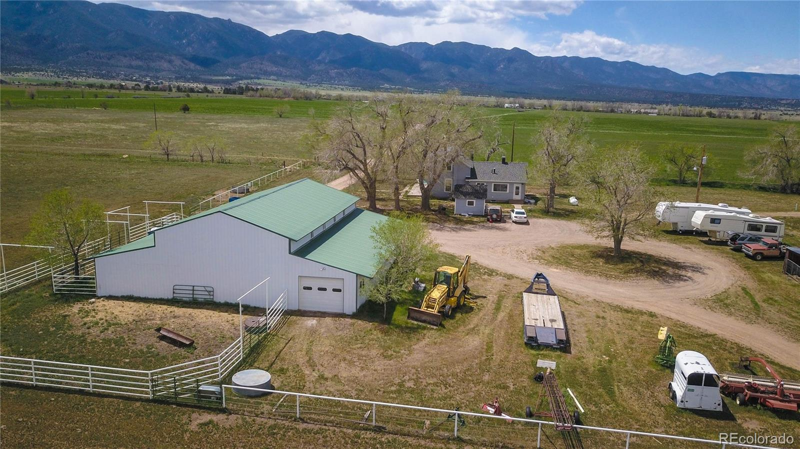 686 County Rd 297 Property Photo - Wetmore, CO real estate listing