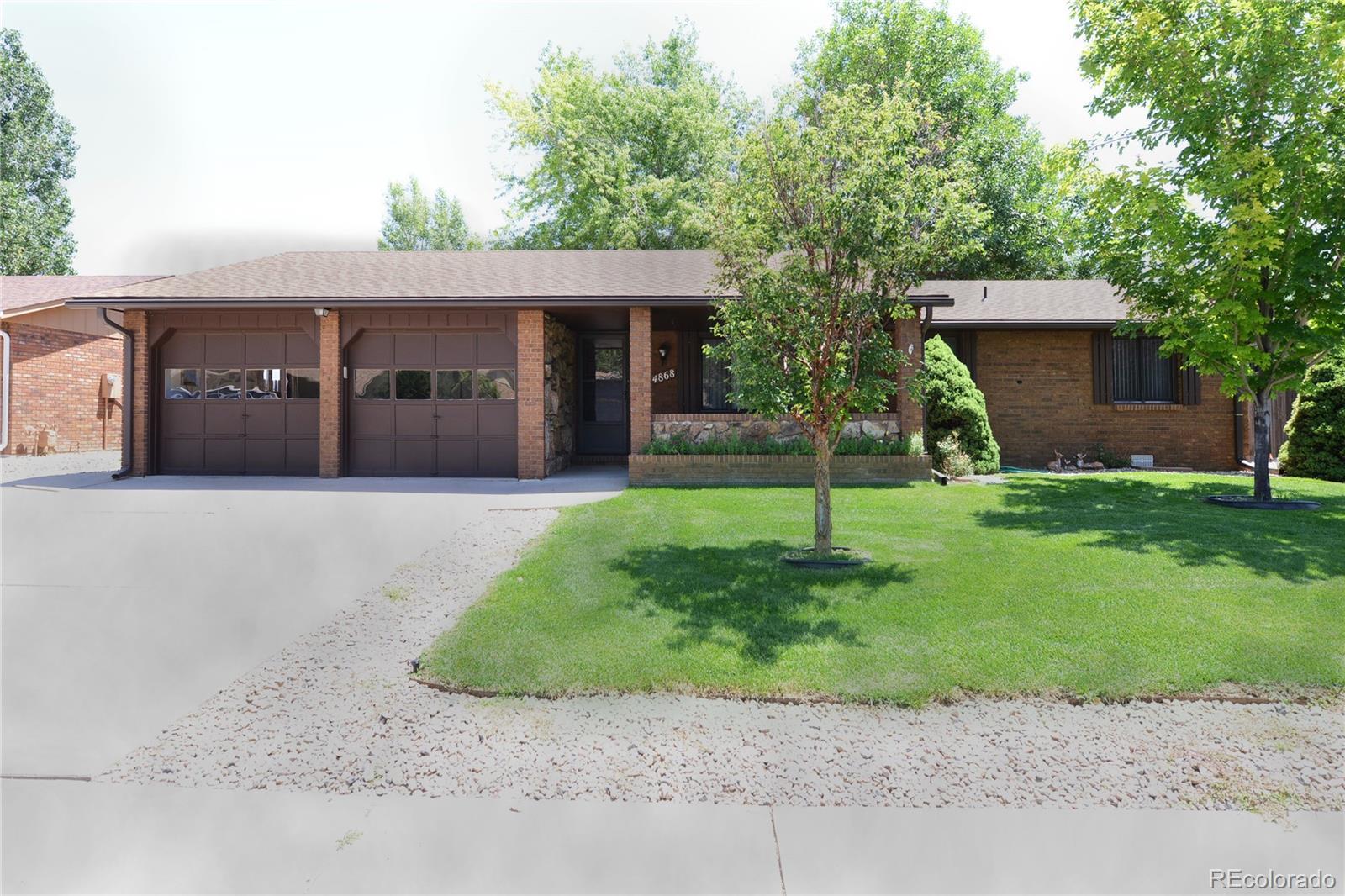 4868 Sheridan Property Photo - Loveland, CO real estate listing
