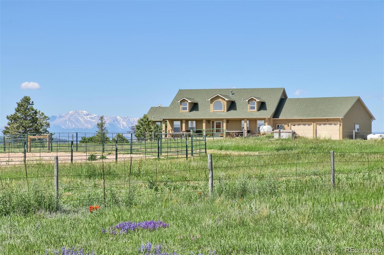 9429 S East Cherry Creek Road Property Photo - Franktown, CO real estate listing