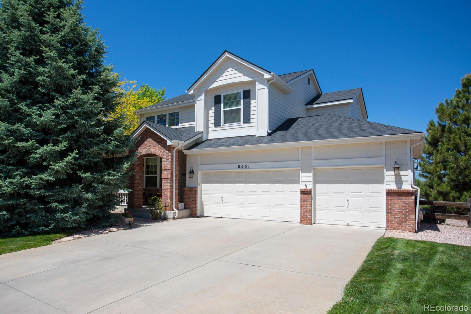8551 Mallard Place Property Photo - Highlands Ranch, CO real estate listing