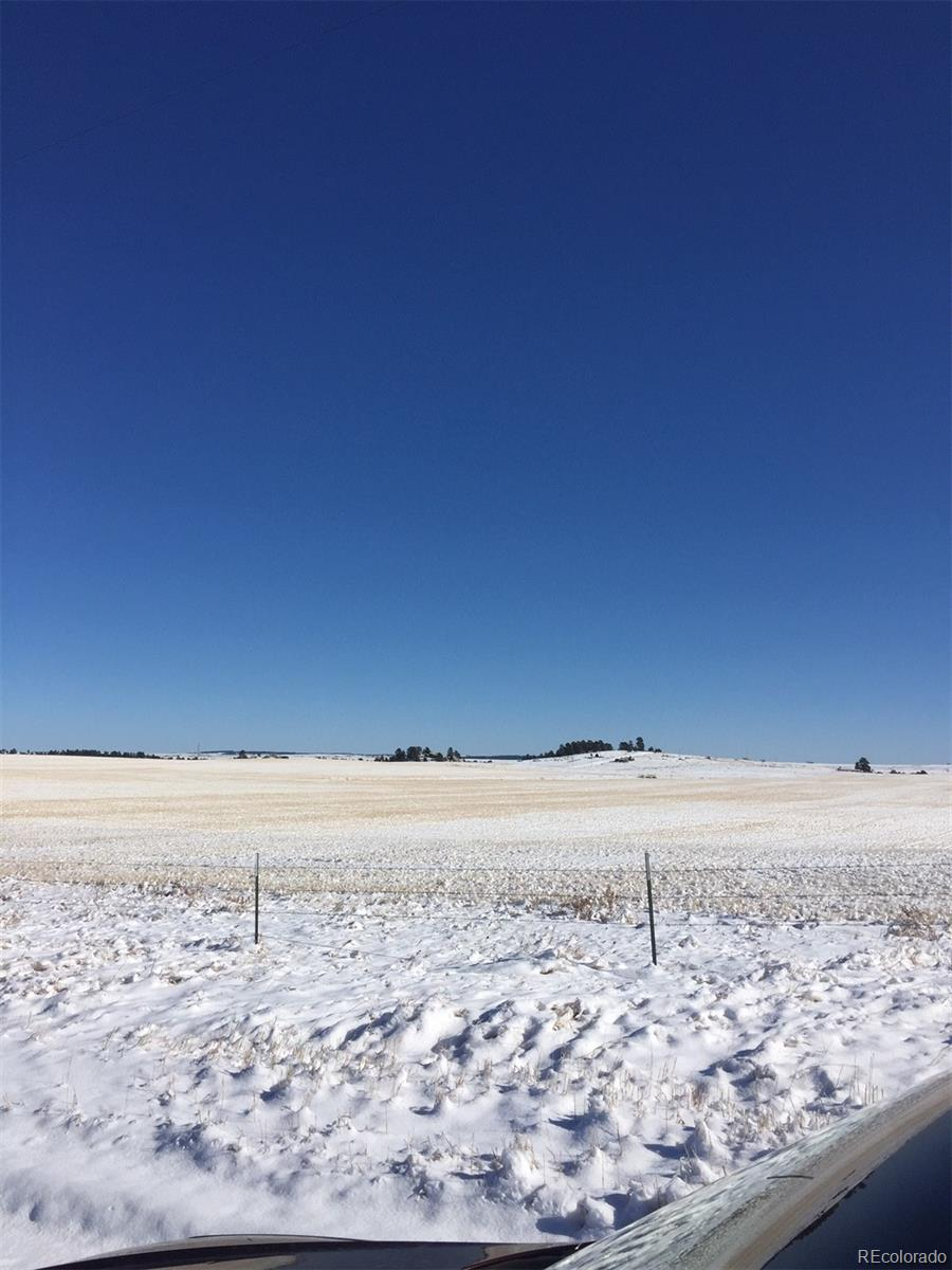 5206 COUNTY RD 102 Road Property Photo - Elbert, CO real estate listing