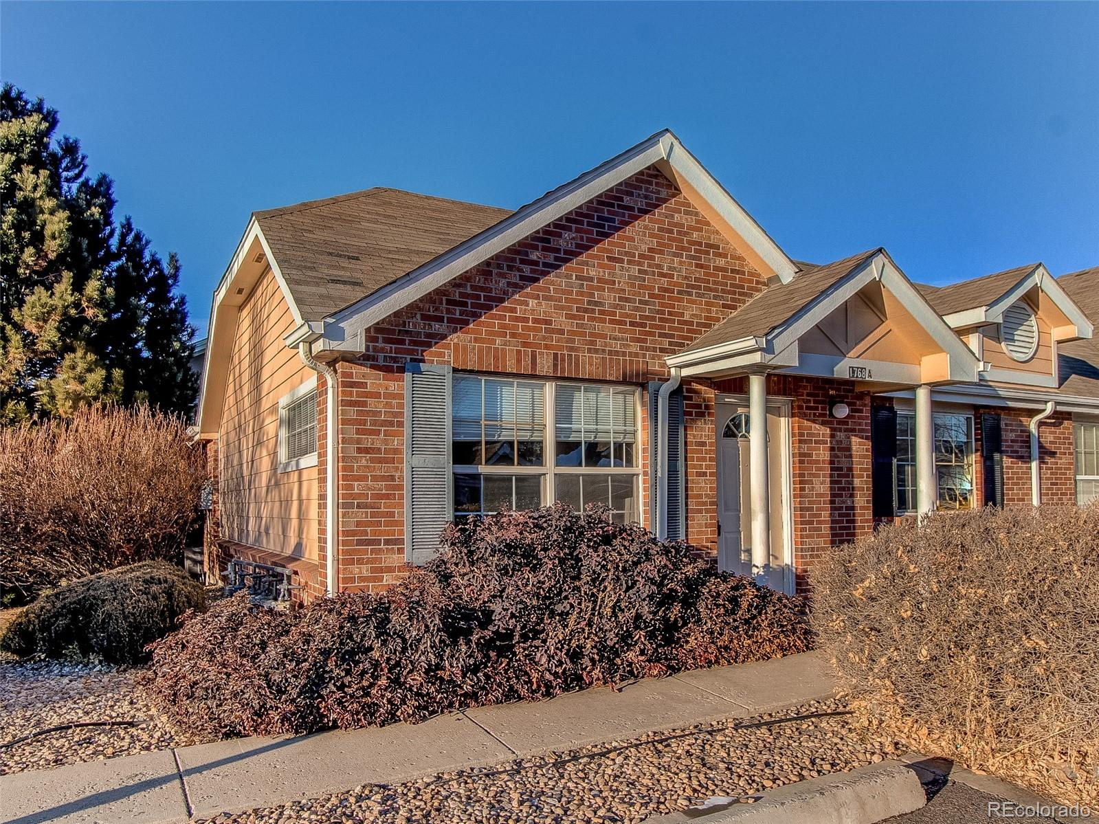 1768 Eagle Street #A Property Photo - Aurora, CO real estate listing