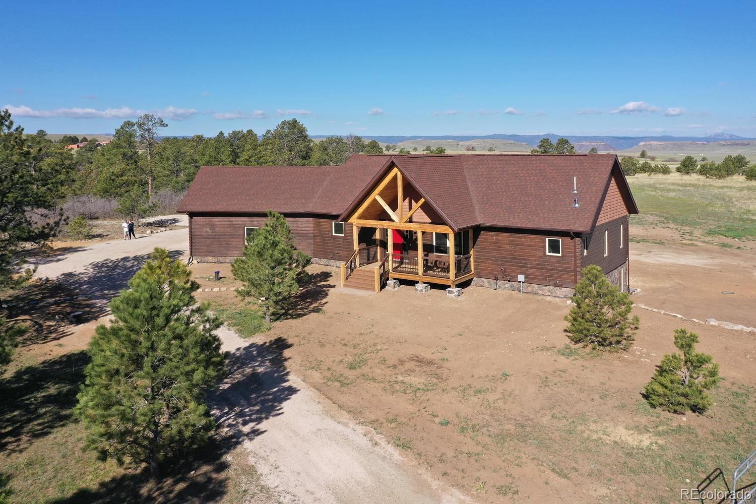 7720 E Greenland Road Property Photo - Franktown, CO real estate listing