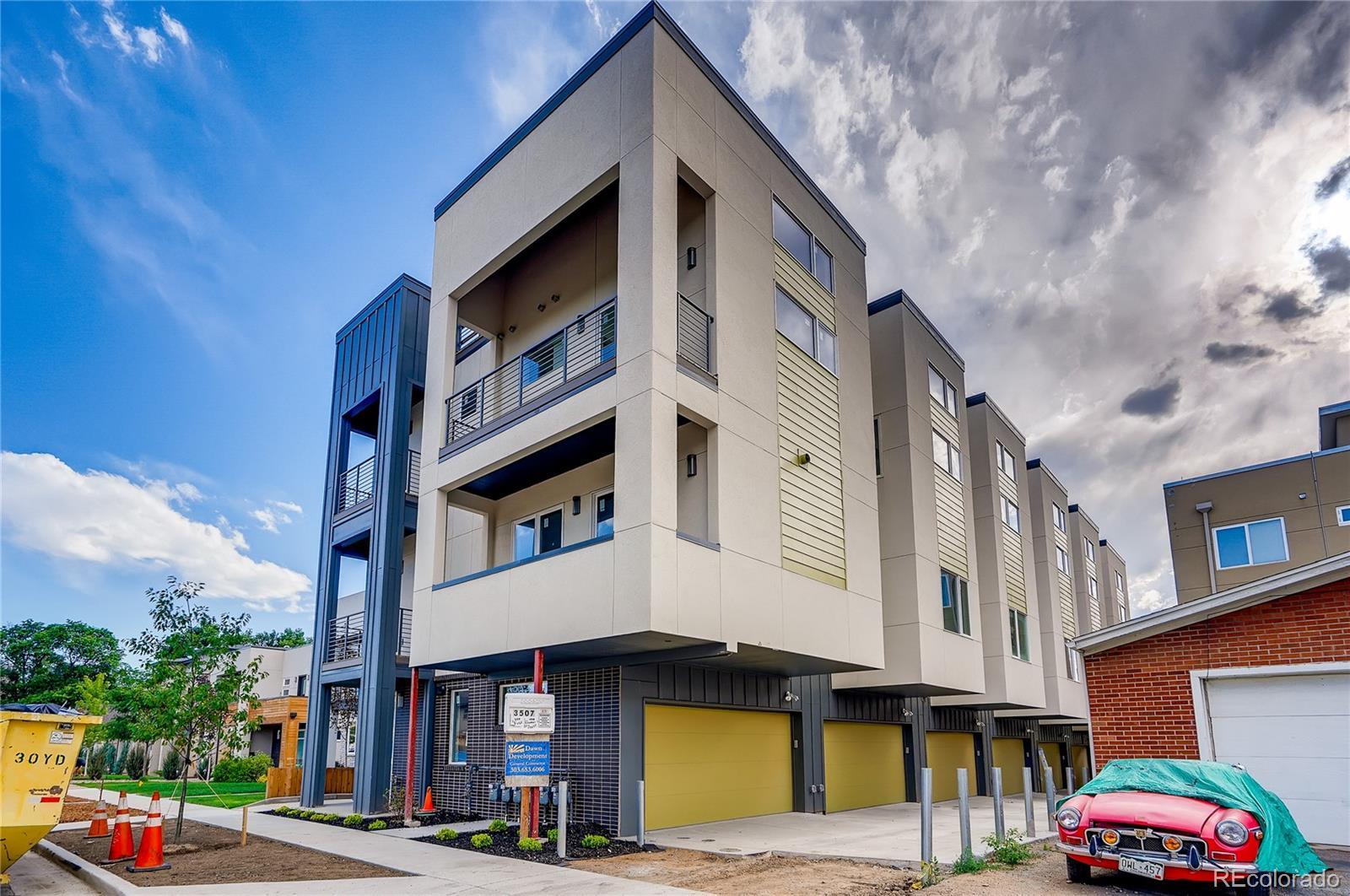 3507 S Ogden Street #F Property Photo - Englewood, CO real estate listing