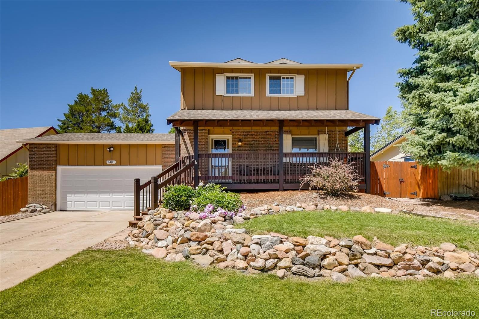 7481 S Webster Street Property Photo - Littleton, CO real estate listing