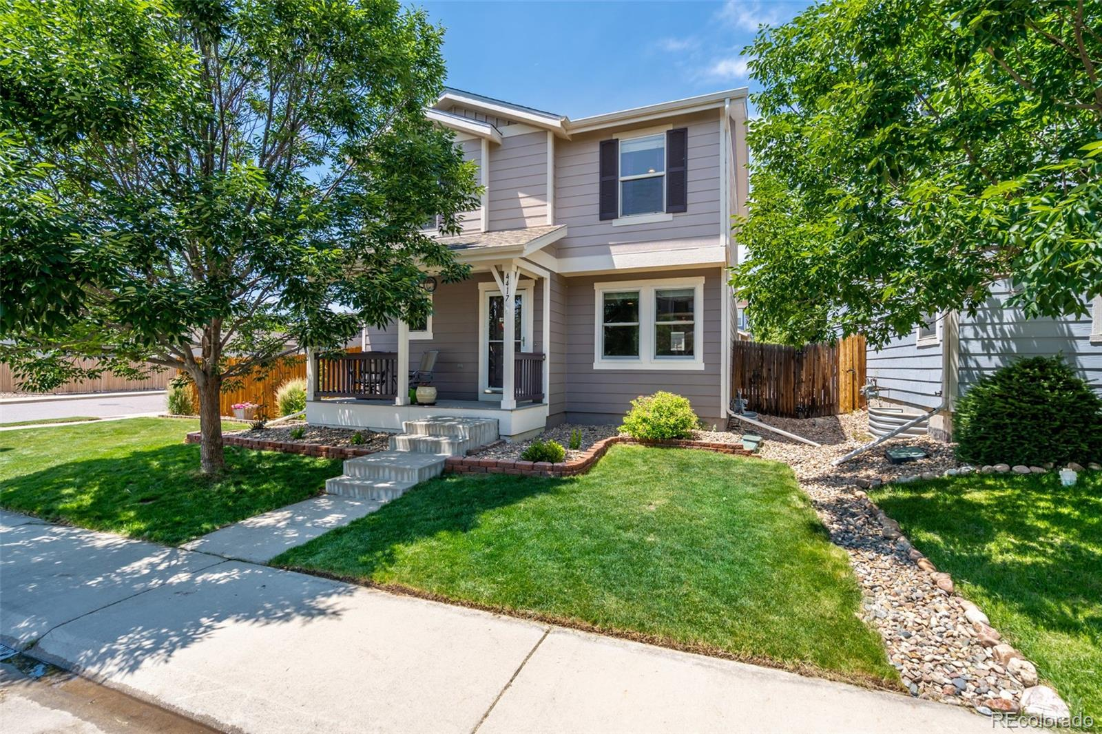 4417 S Independence Street Property Photo - Littleton, CO real estate listing