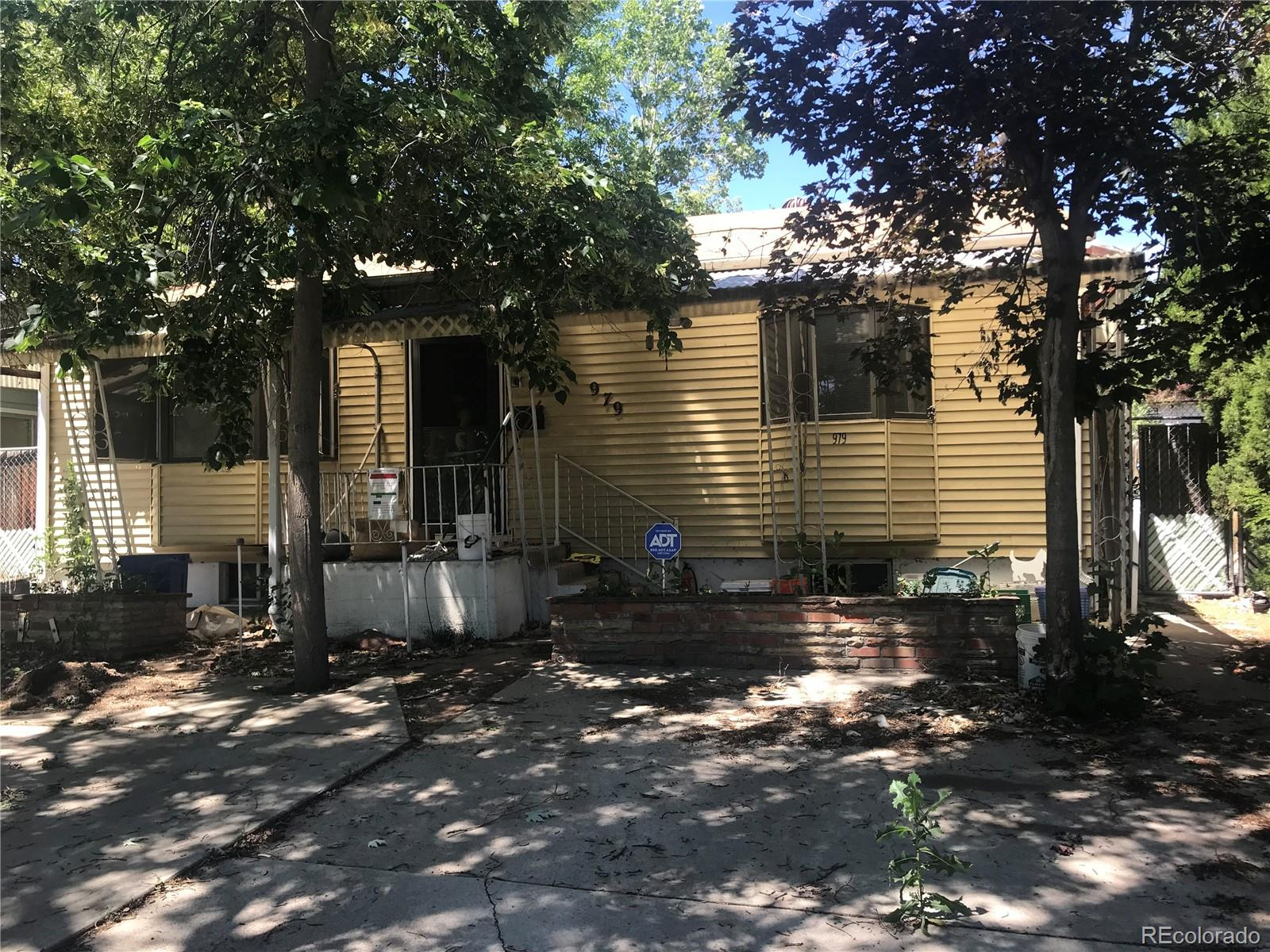 979 King Street Property Photo - Denver, CO real estate listing