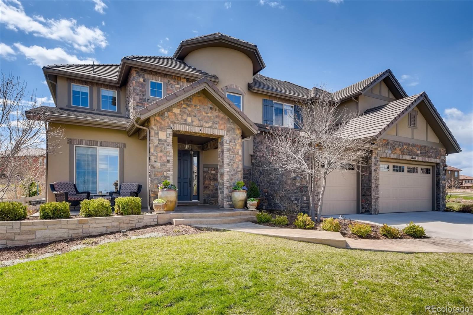 10772 Sundial Rim Road, Highlands Ranch, CO 80126 - Highlands Ranch, CO real estate listing