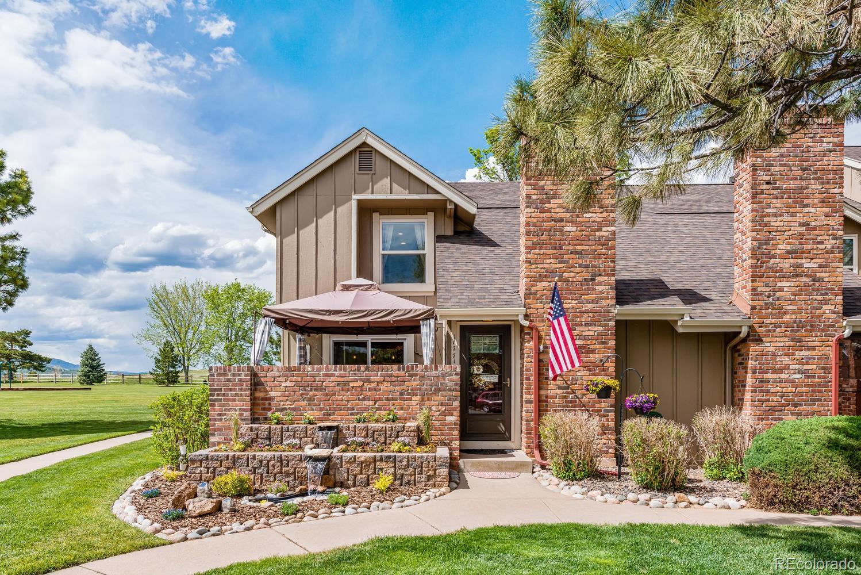 11771 Elk Head Range Road Property Photo - Littleton, CO real estate listing