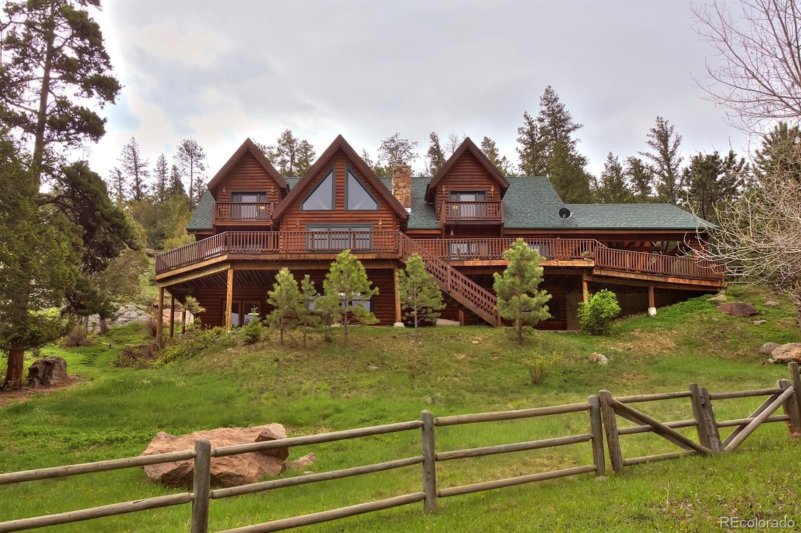 89 Navajo Court Property Photo - Lyons, CO real estate listing
