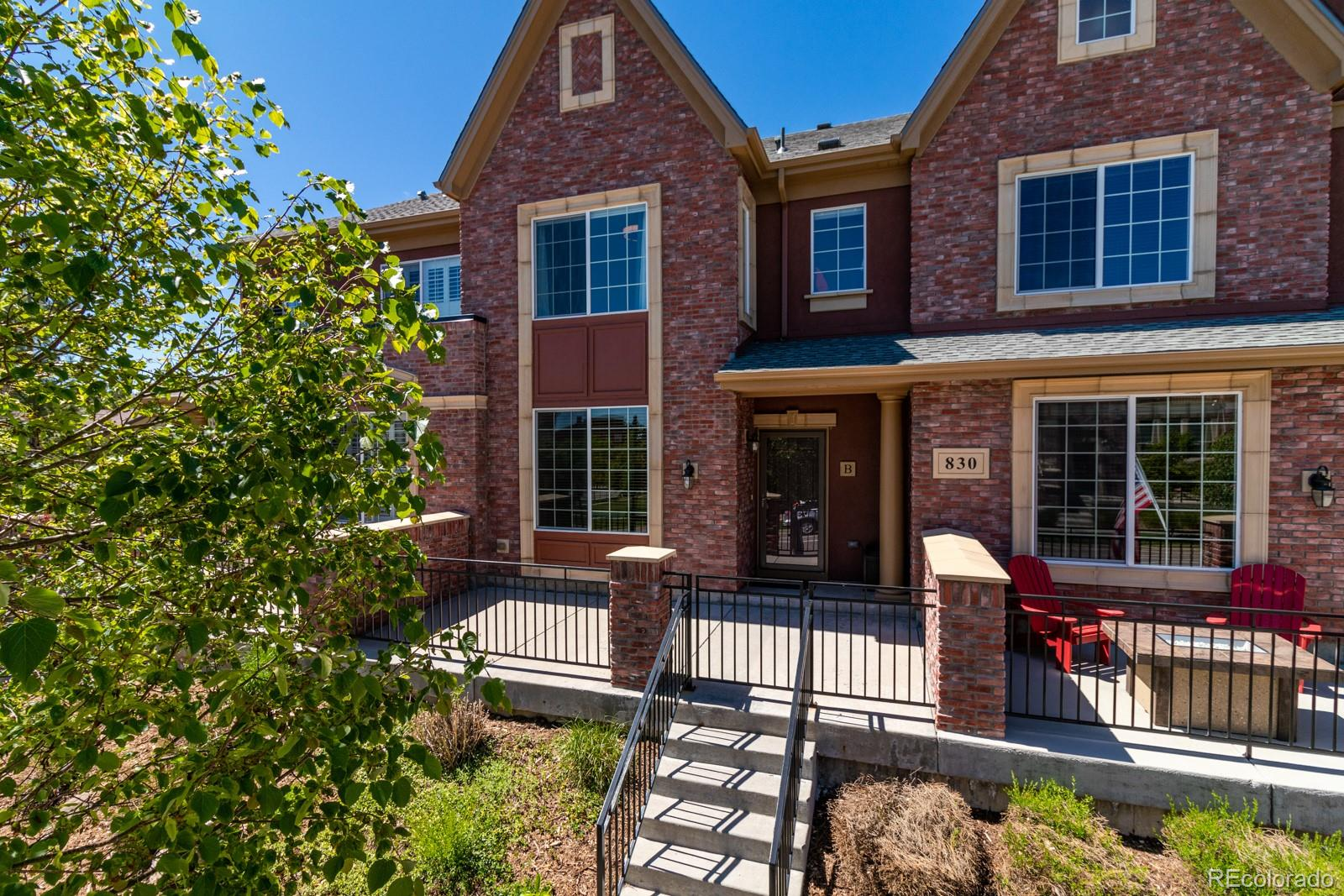 830 Bristle Pine Circle #B Property Photo - Highlands Ranch, CO real estate listing
