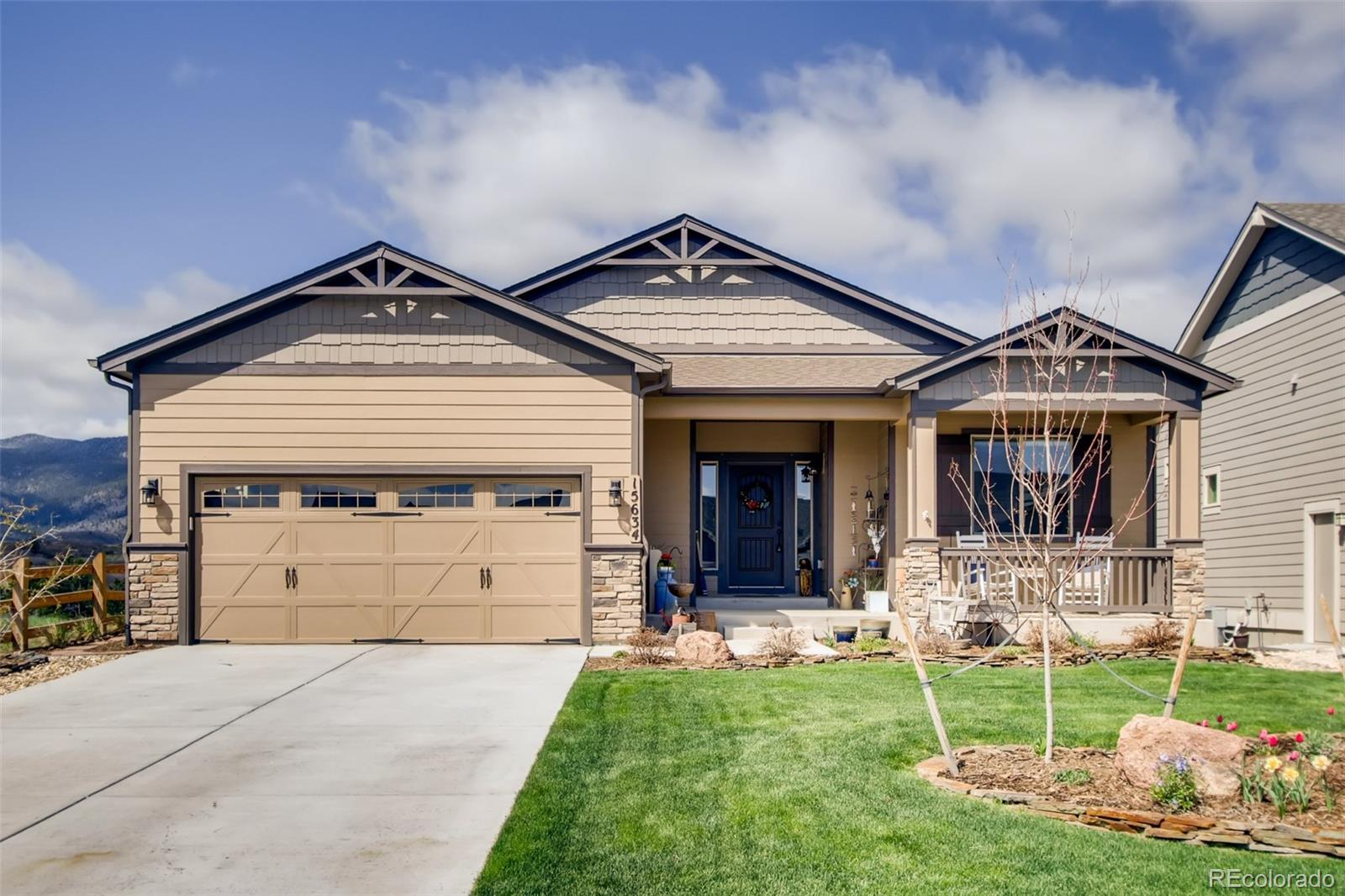 15634 Blue Pearl Court Property Photo - Monument, CO real estate listing