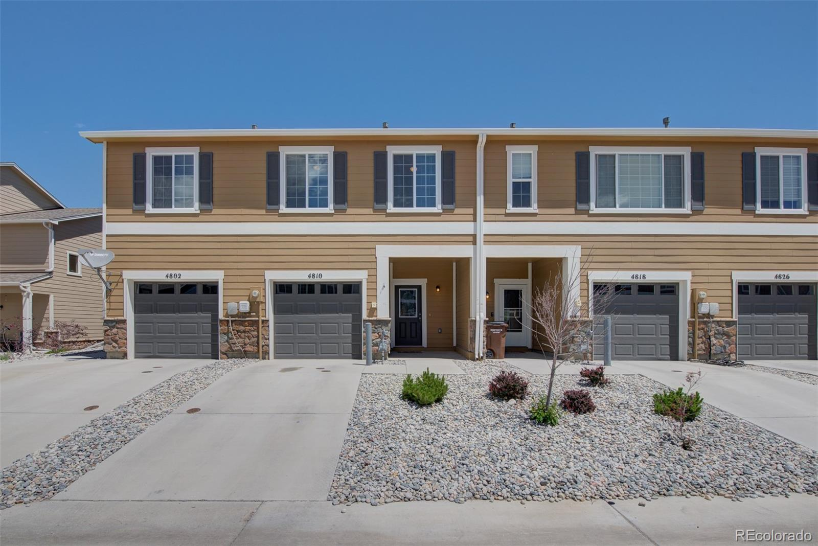 4810 Painted Sky View Property Photo - Colorado Springs, CO real estate listing