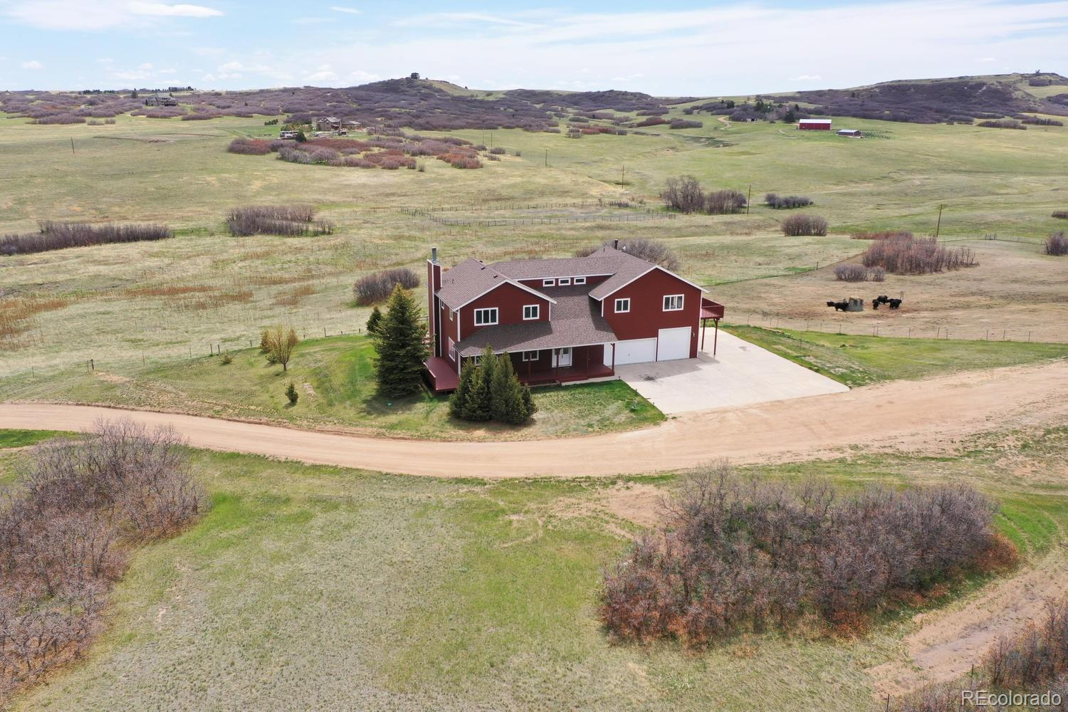 6257 Lake Gulch Road Property Photo - Castle Rock, CO real estate listing