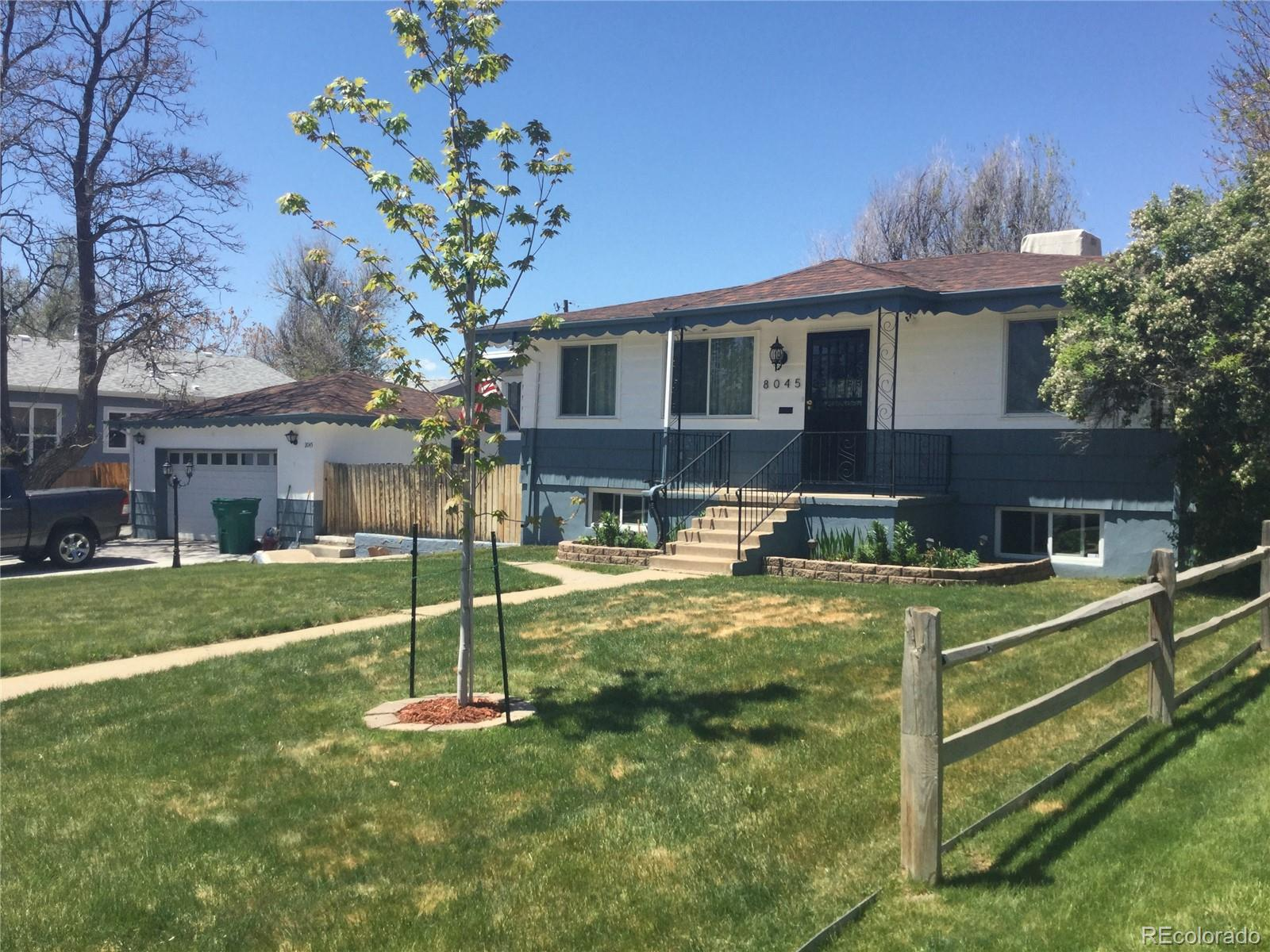 8045 Julian Street Property Photo - Westminster, CO real estate listing