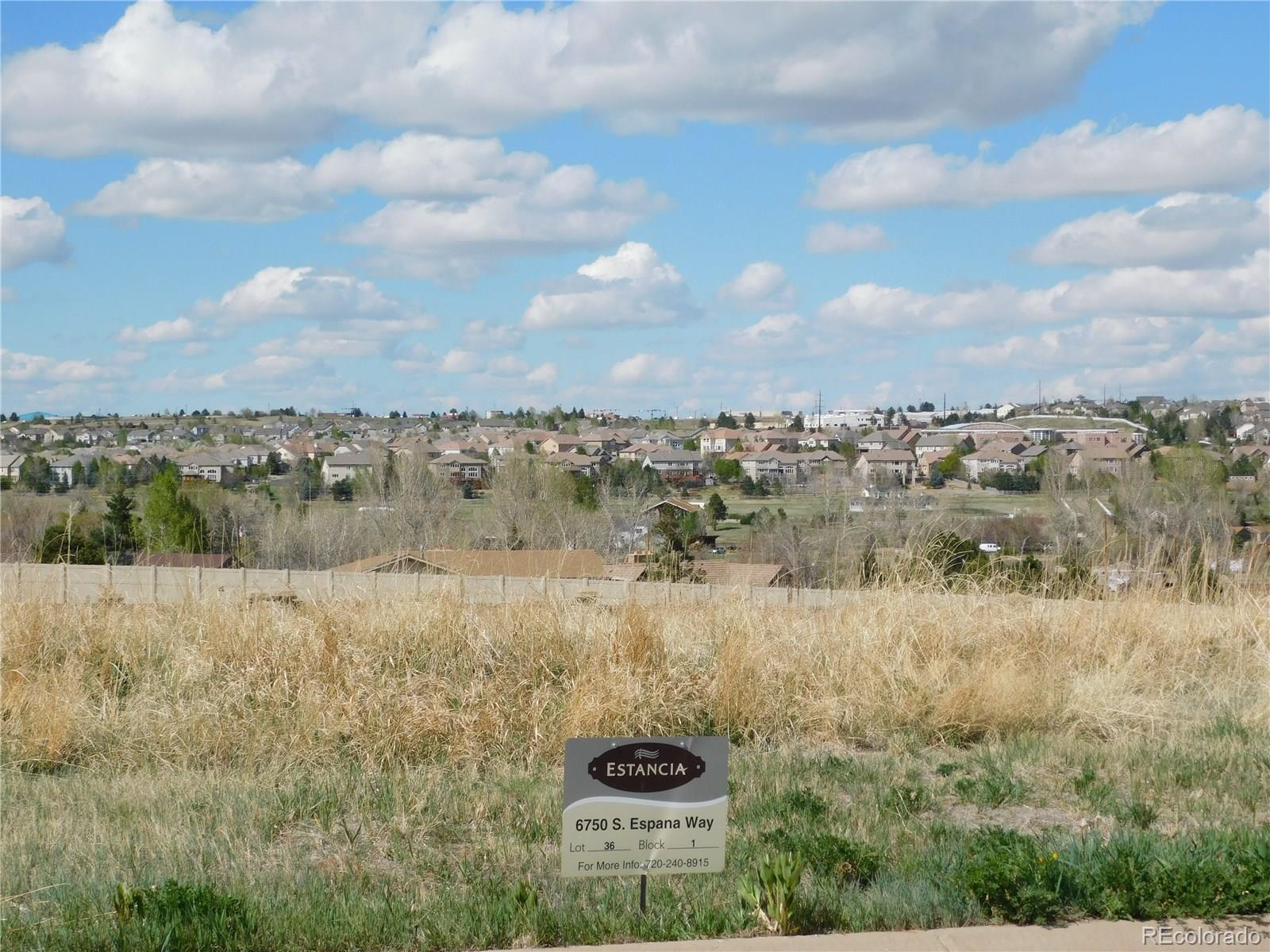 6750 S Espana Way Property Photo - Centennial, CO real estate listing