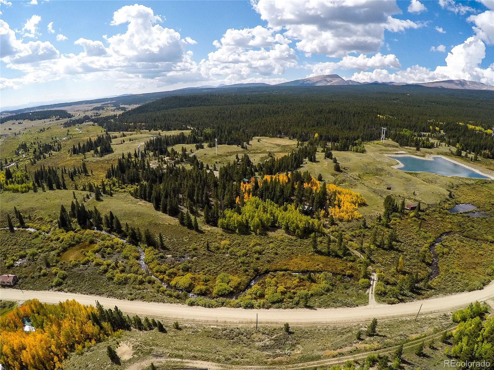 618 County Road 12 Property Photo - Alma, CO real estate listing