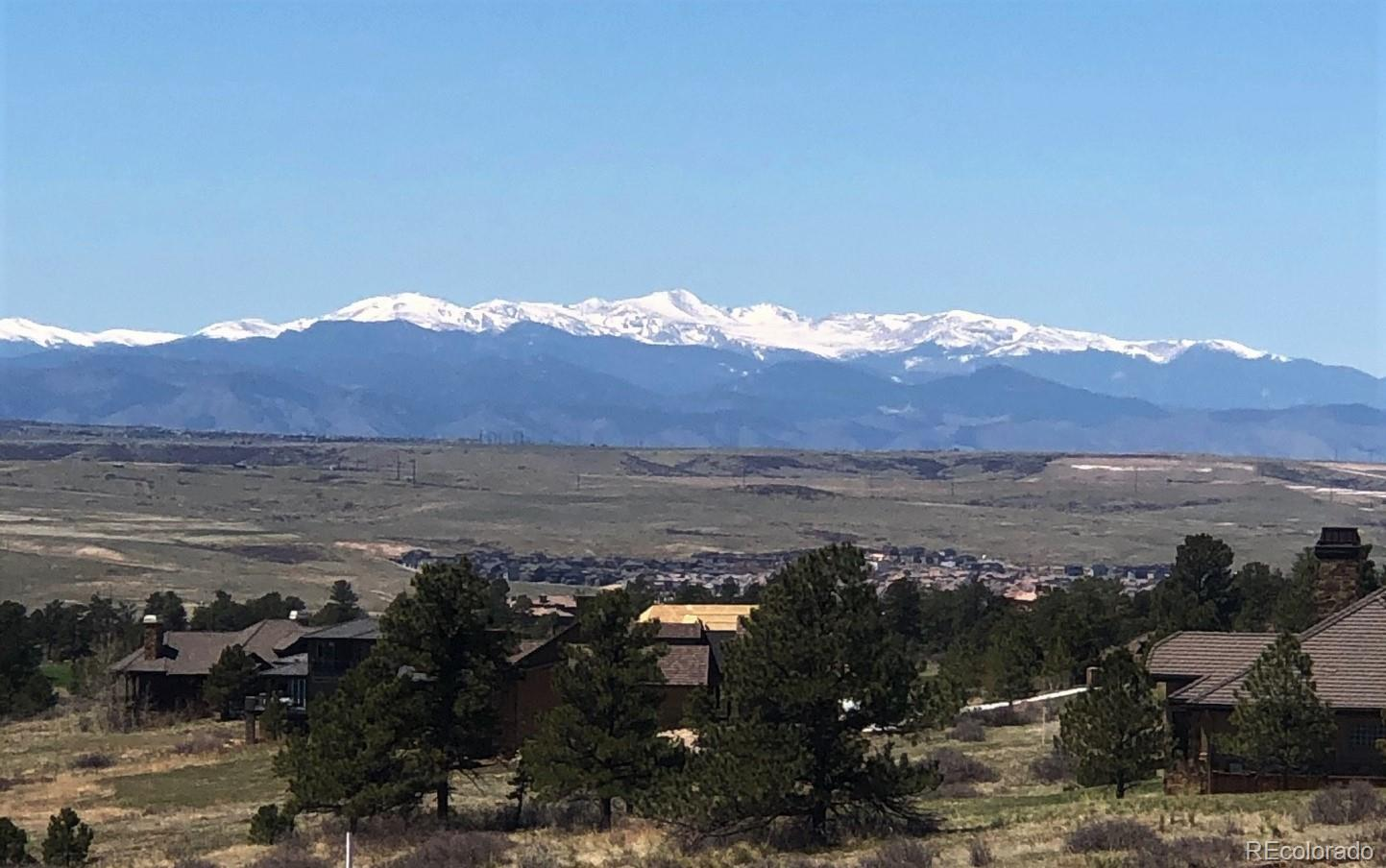 8734 Catena Court Property Photo - Parker, CO real estate listing