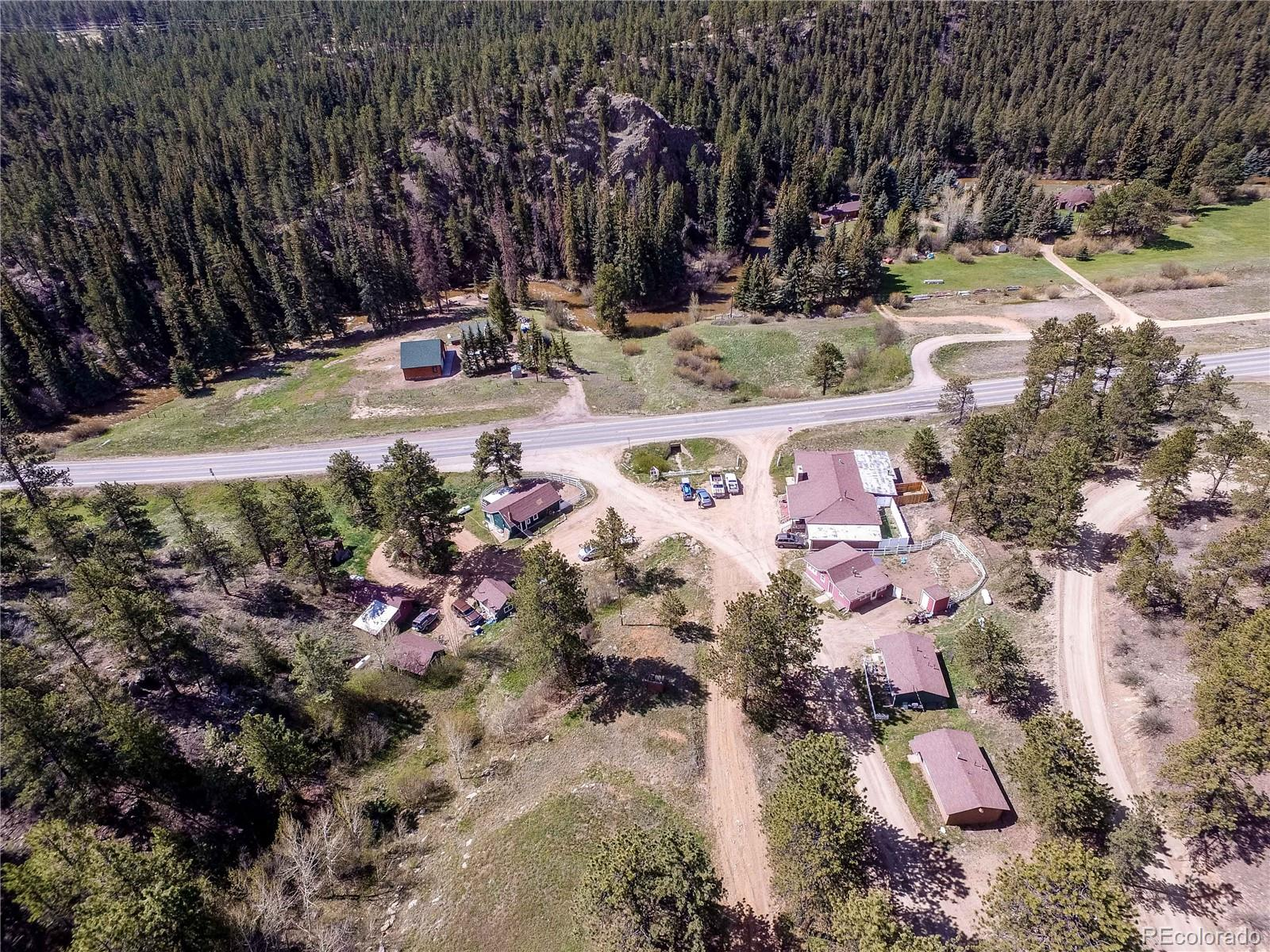 58415 US Highway 285 Property Photo - Bailey, CO real estate listing