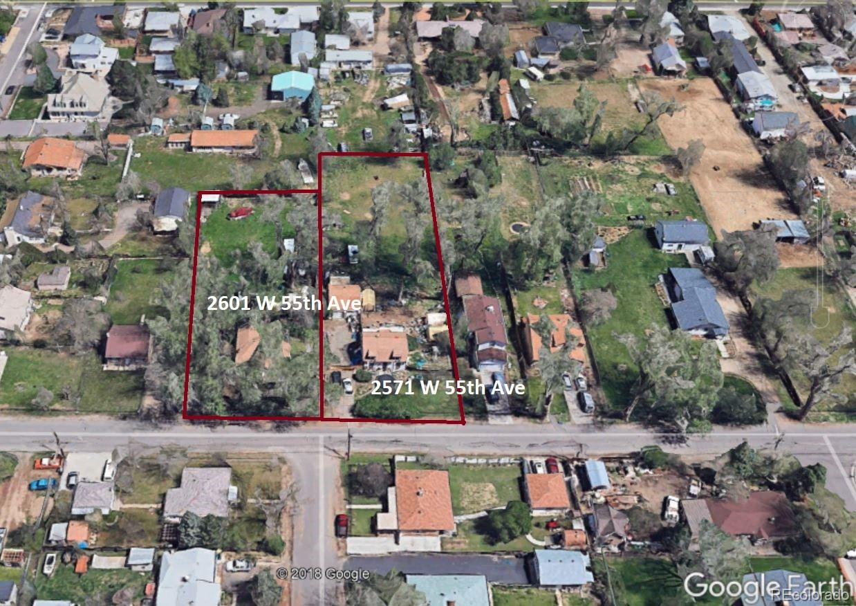 2601 W 55th Avenue Property Photo - Denver, CO real estate listing