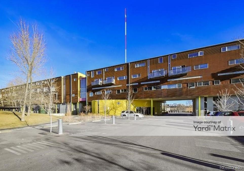 3459 Ringsby Court #201 Property Photo - Denver, CO real estate listing