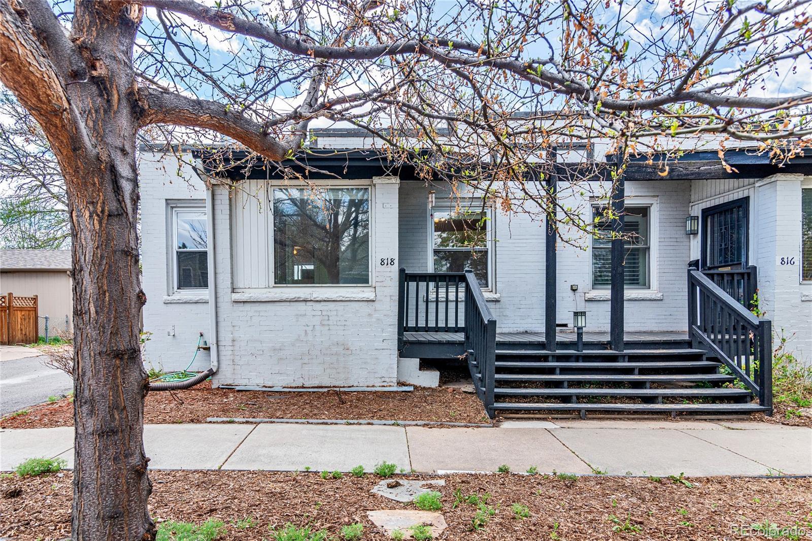 818 E 4th Avenue, Denver, CO 80218 - Denver, CO real estate listing