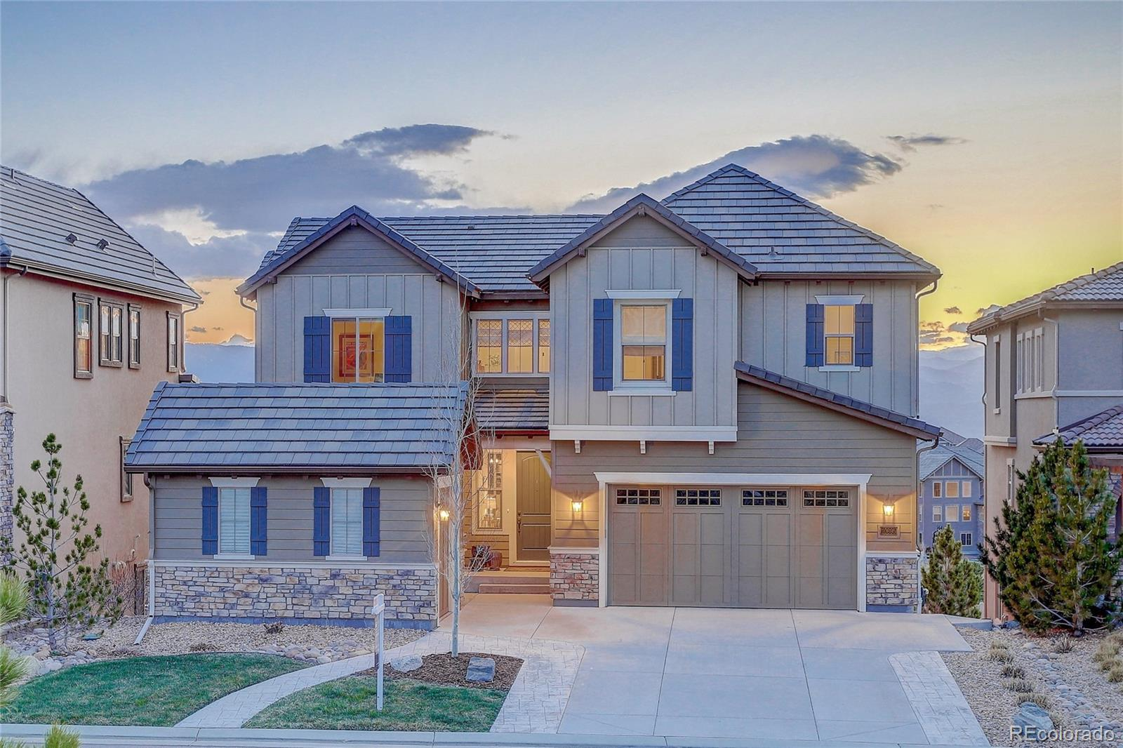 10695 Timberdash Avenue, Highlands Ranch, CO 80126 - Highlands Ranch, CO real estate listing