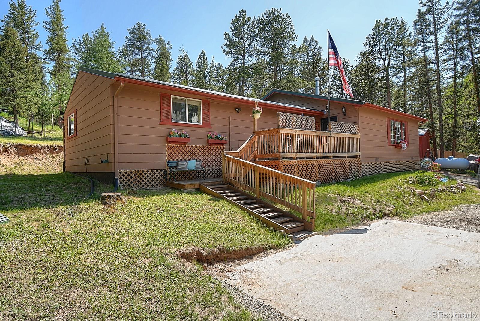 74 Whispering Pine Drive, Lake George, CO 80827 - Lake George, CO real estate listing