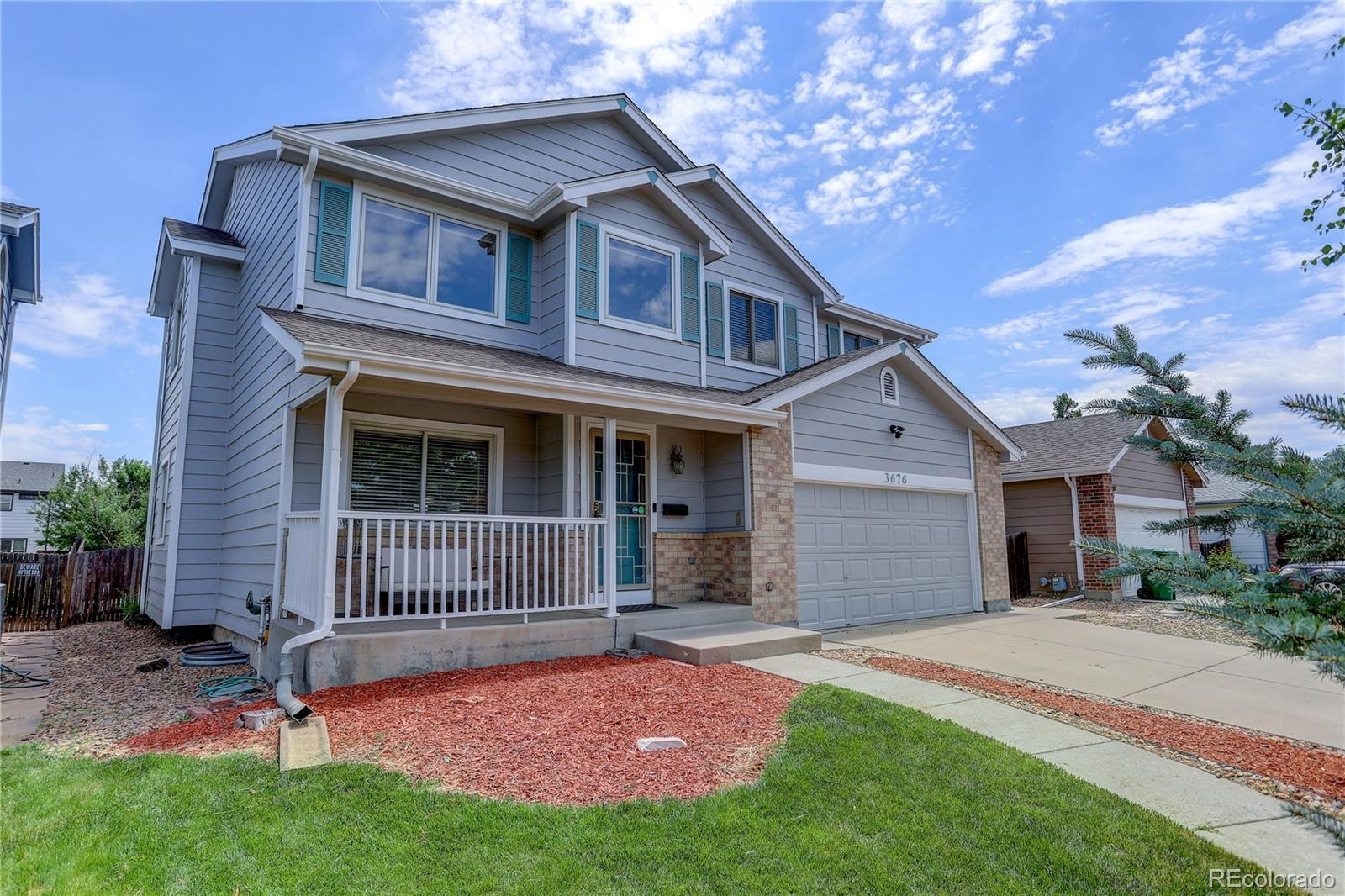 3676 S Huron Street Property Photo - Englewood, CO real estate listing