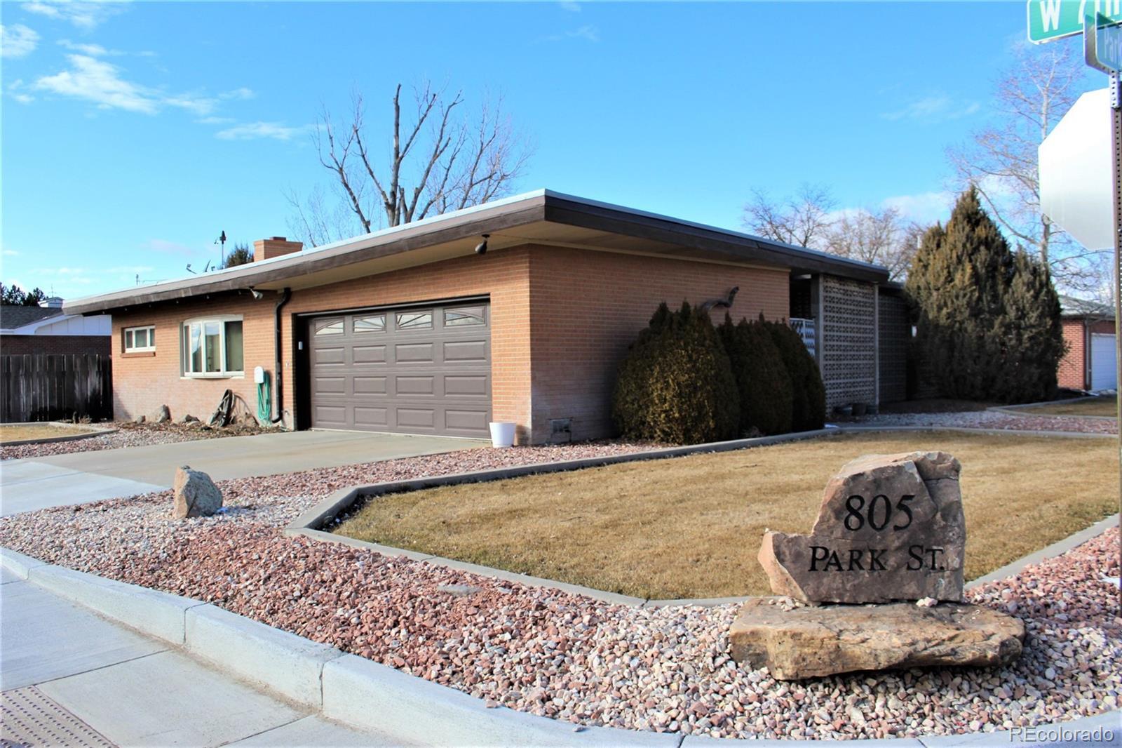 805 Park Street, Fort Morgan, CO 80701 - Fort Morgan, CO real estate listing