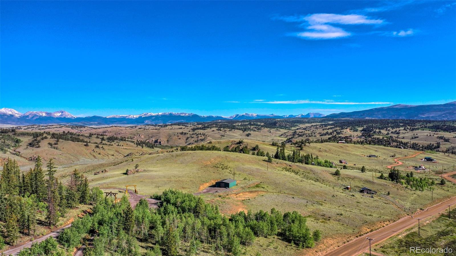 1390 Stagestop Road Property Photo - Jefferson, CO real estate listing
