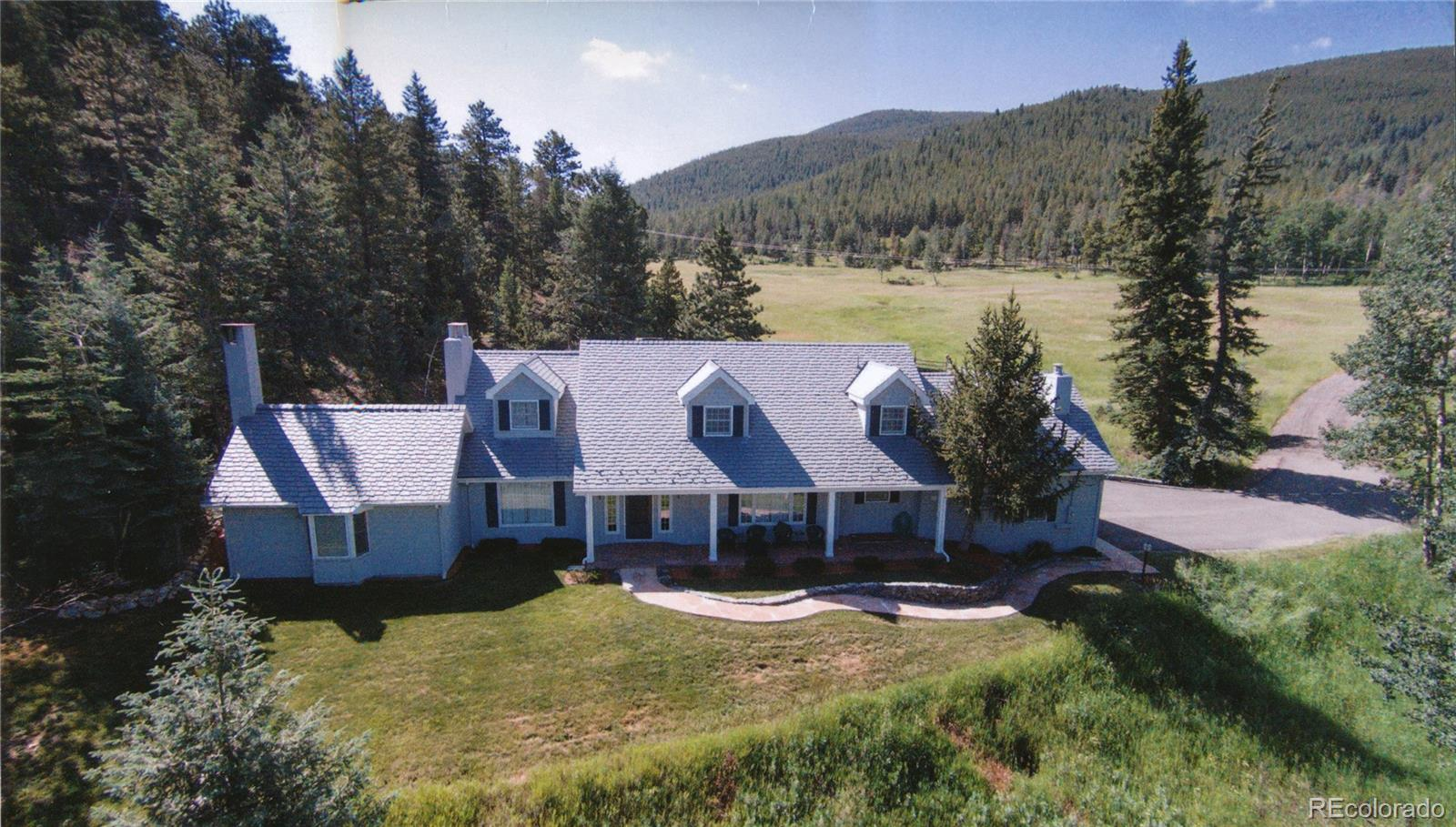 34507 SQUAW PASS Road, Evergreen, CO 80439 - Evergreen, CO real estate listing