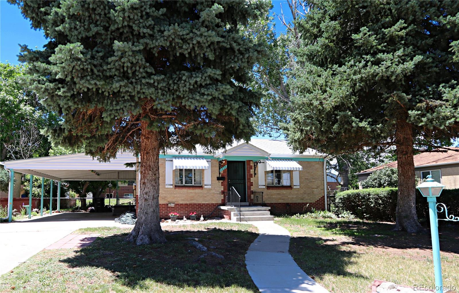 1335 S Decatur Street Property Photo - Denver, CO real estate listing