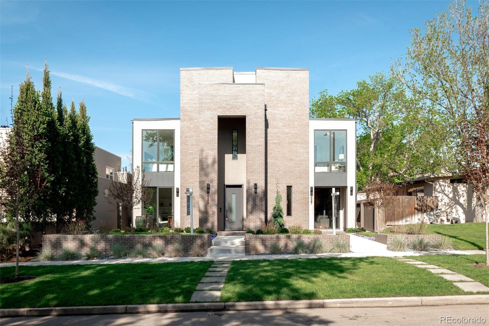 527 Columbine Street Property Photo - Denver, CO real estate listing