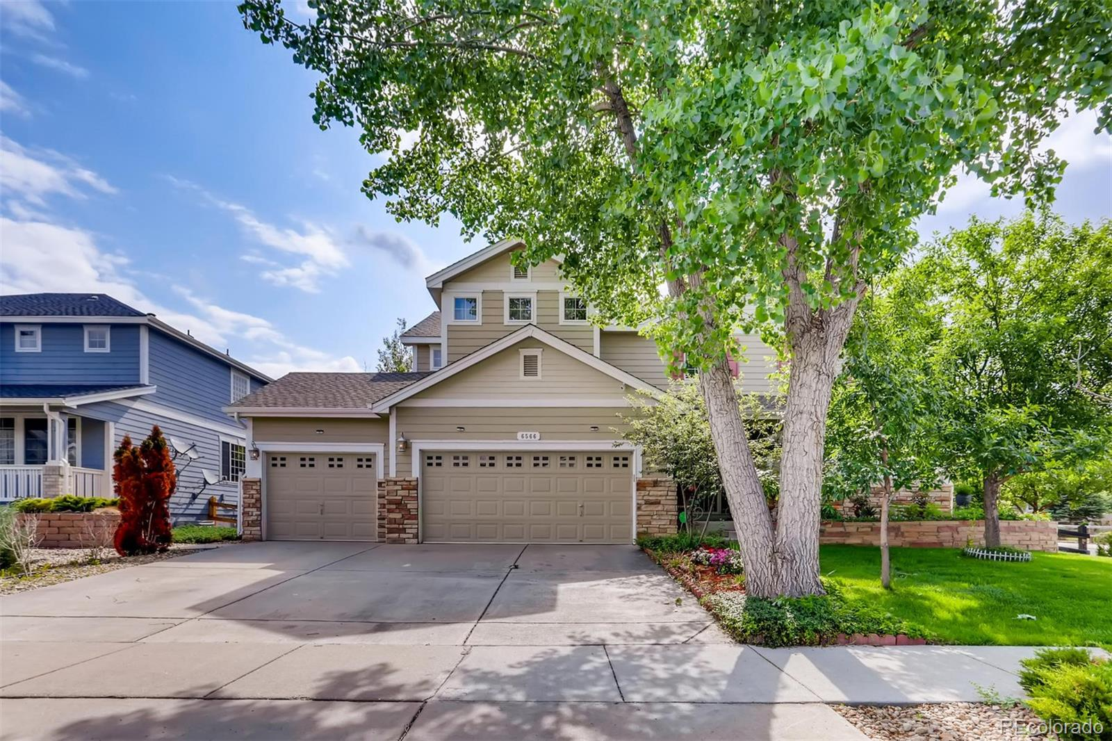 6566 S Richfield Street Property Photo - Aurora, CO real estate listing