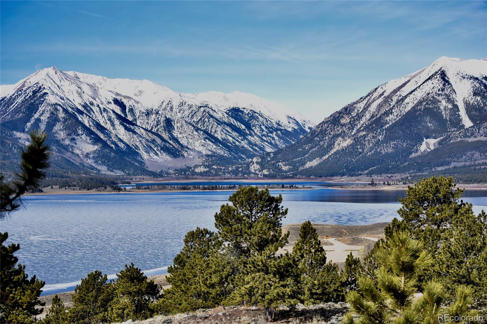 TBD County Road 10 Property Photo - Twin Lakes, CO real estate listing