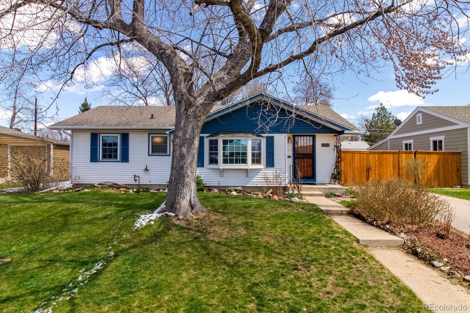 1760 S Fairfax Street Property Photo - Denver, CO real estate listing